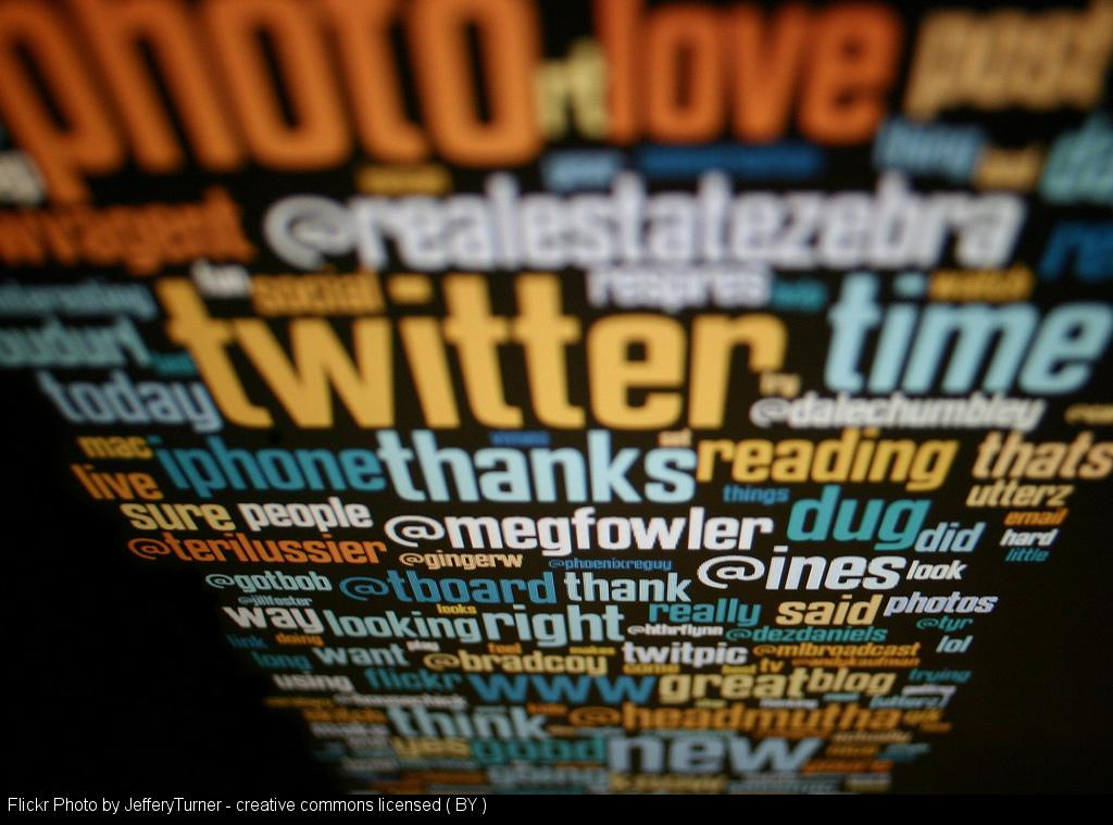 Use Twitter in the courses you teach?