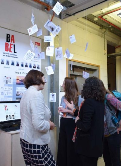 Research for Design Strategies Exhibition 2020