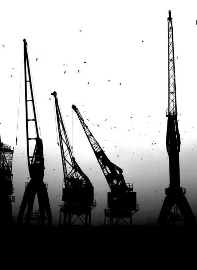 Architecture Talks: Toby Lewis – Stothert & Pitt: Crane makers to the world